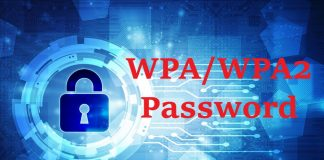 Hack pass wifi