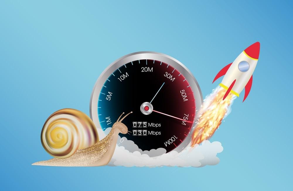 Tăng tốc độ mạng internnet FPT
