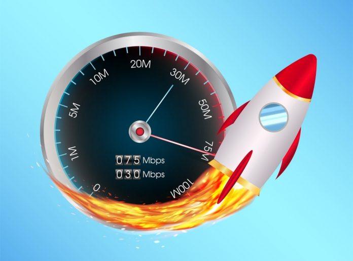 Tăng tốc độ mạng internet
