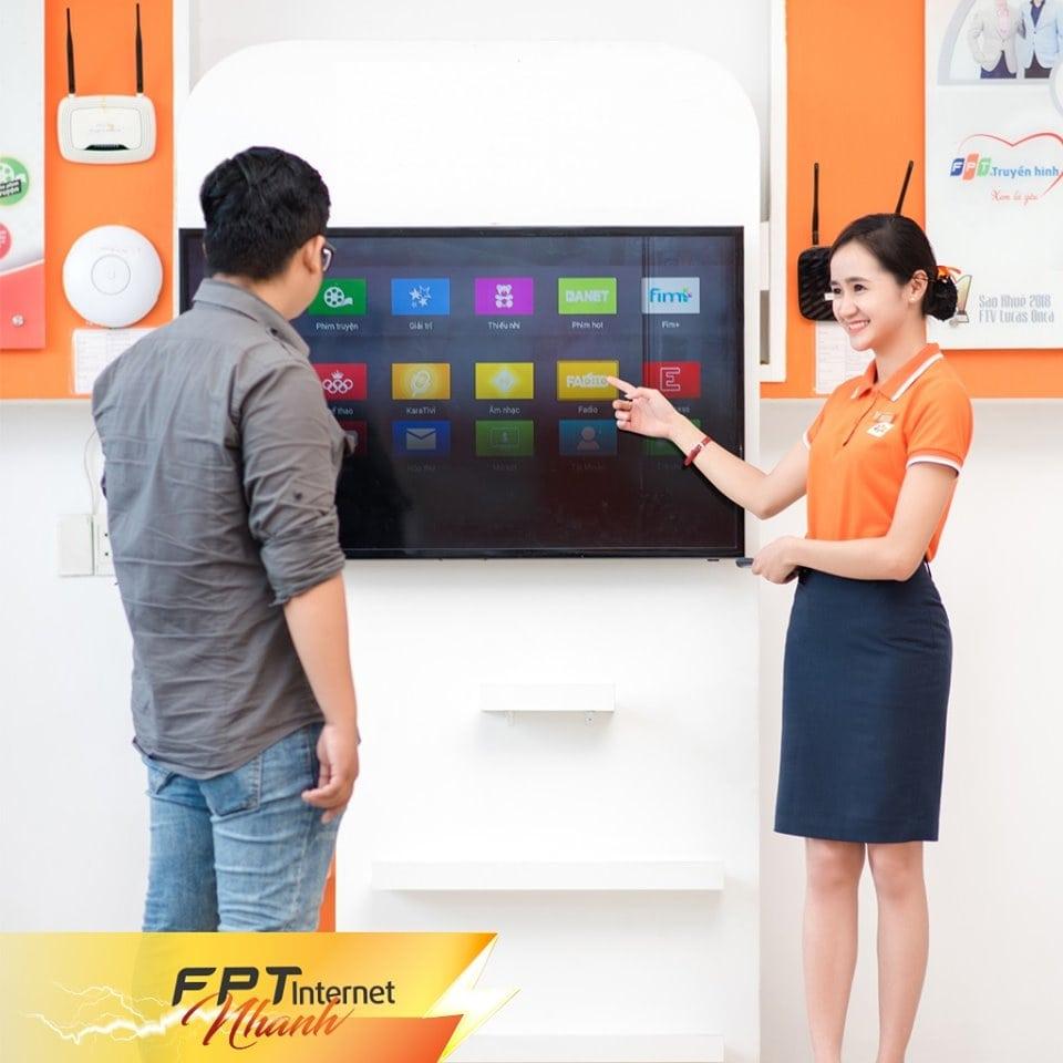 Lắp Truyền Hình FPT