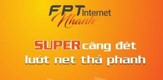 Gói cước Internet FPT