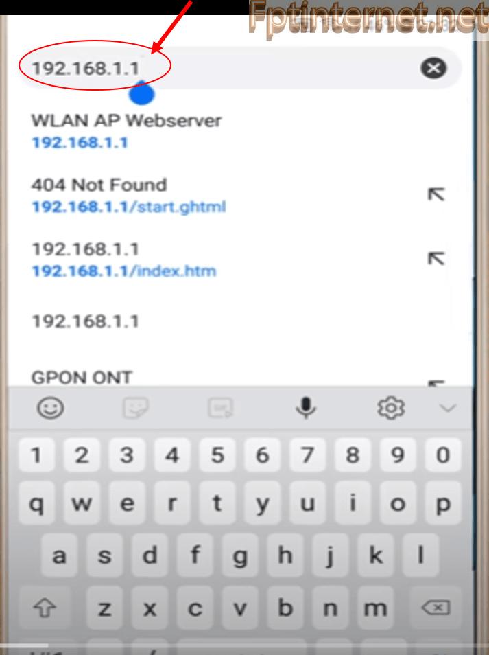 Đổi mật khẩu wifi trên điện thoại toàn tập 10 FPT INTERNET - Lắp Mạng FPT - Lắp Wifi FPT - Lắp Internet FPT