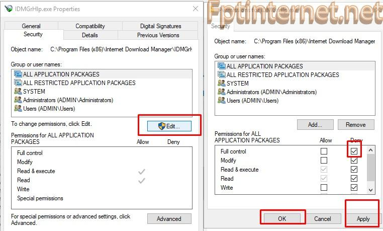 Internet download manager has been registered with a fake serial number