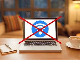 Máy tính không nhận wifi