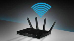 chọn kênh wifi