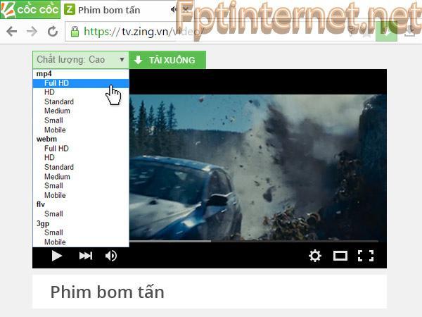 Cách tải video trên youtube về máy tính win 10