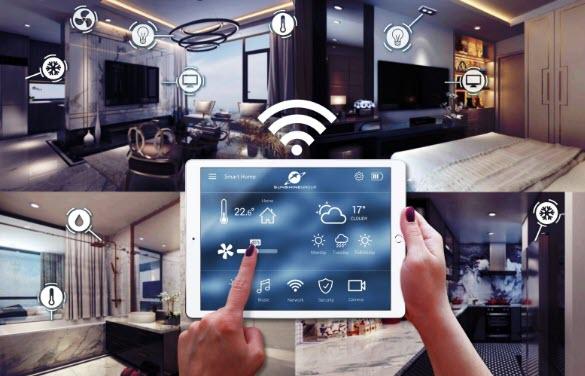 Nhà thông minh là gì? Tất tần tật những điều cần biết 2 FPT INTERNET - Lắp Mạng FPT - Lắp Wifi FPT - Lắp Internet FPT
